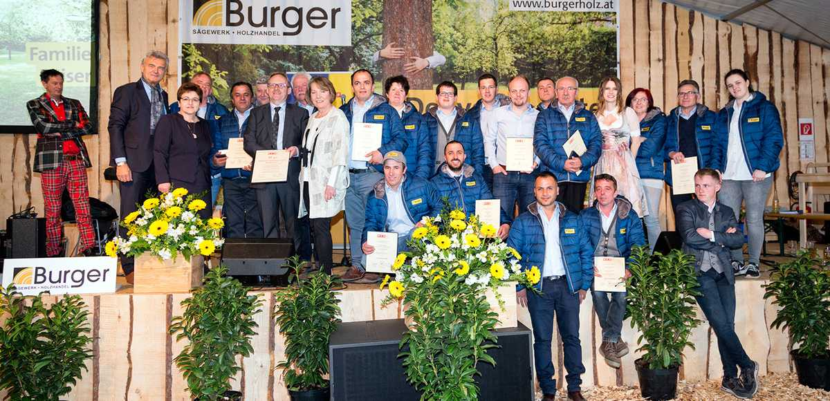 30 Jahre Burger