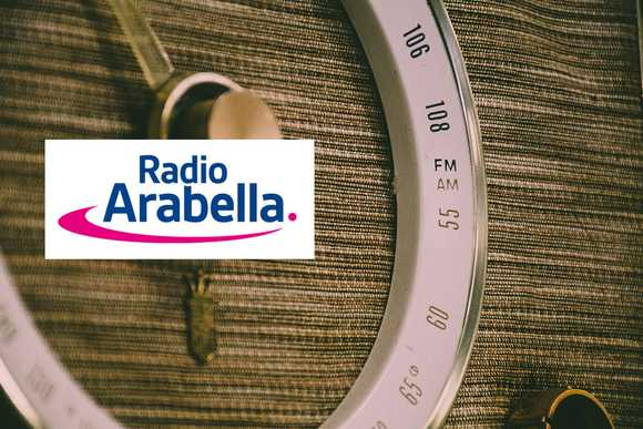 Burger on Radio Arabella