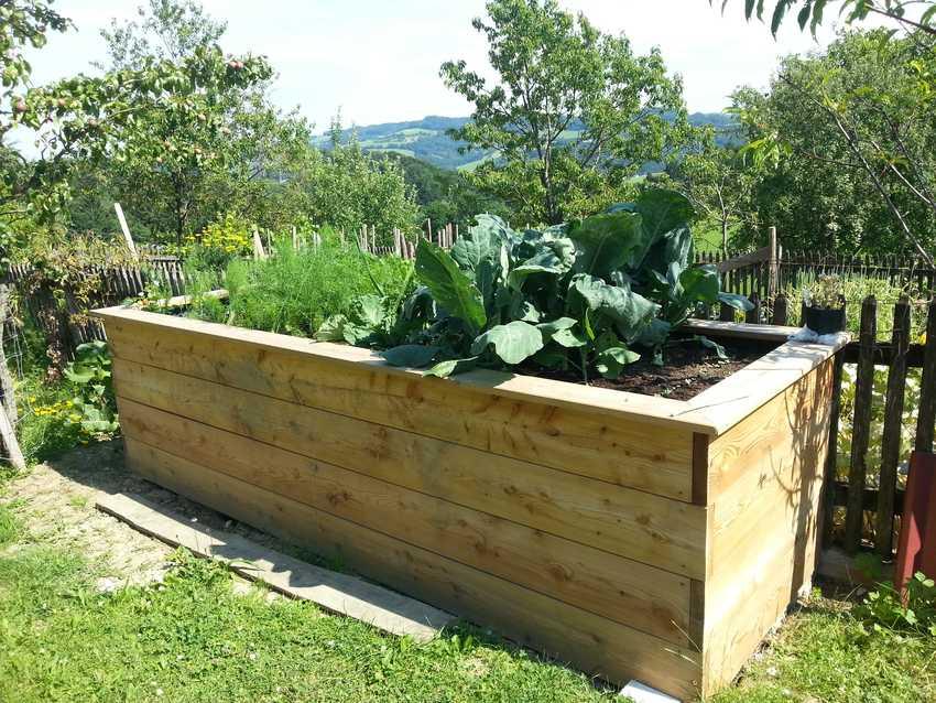 Hochbeete Komposter Burger Sagewerk Holzhandel