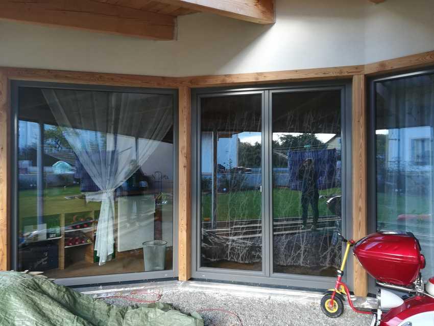 Holzzierleisten Fenster / Türe