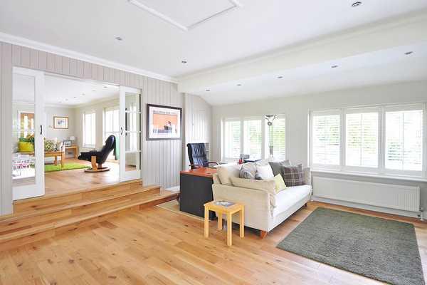 Holzboden Pflege