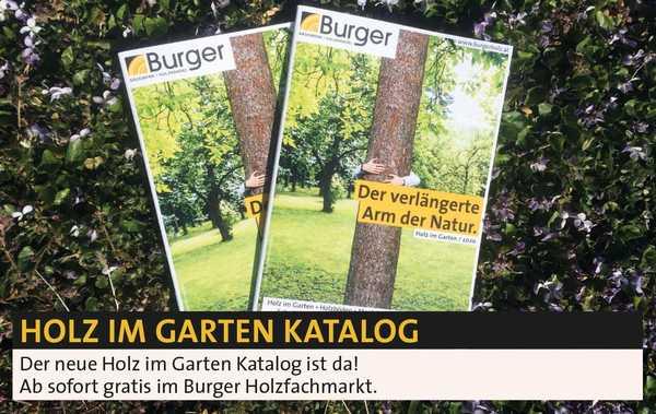 Holz im Garten Katalog