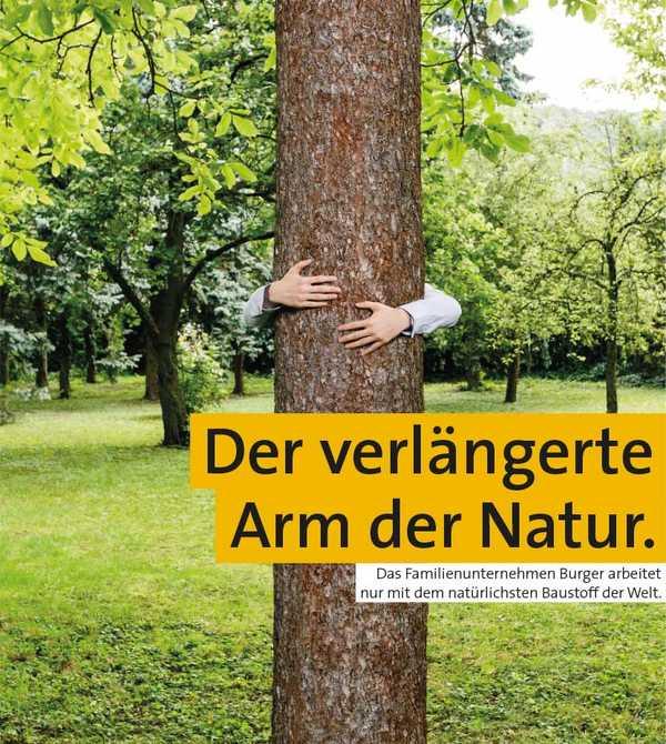 Der verlängerte Arm der Natur