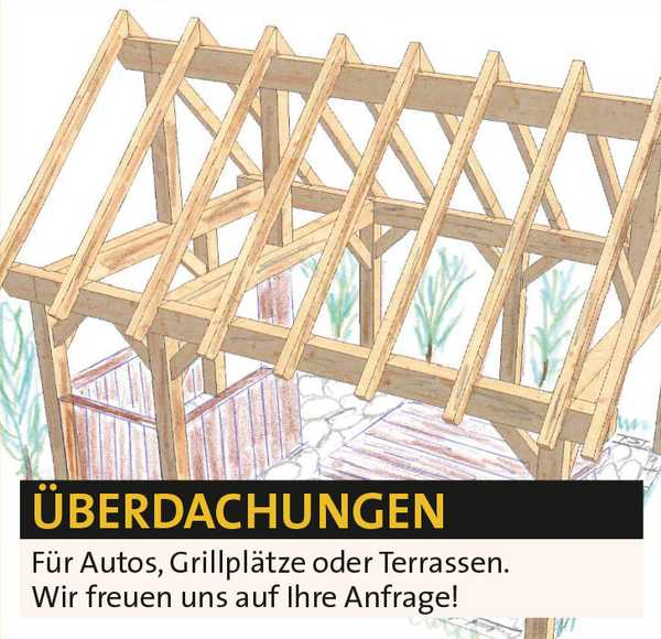 Dach Konstruktion