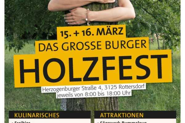Burger Holzfest