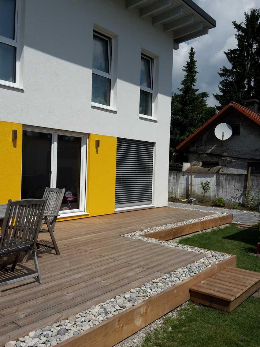Terrassen: Burger - Sägewerk & Holzhandel