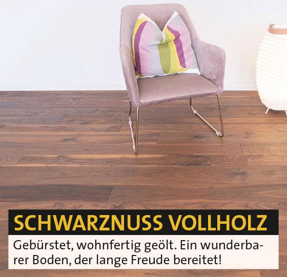 SCHWARZNUSS VOLLHOLZ