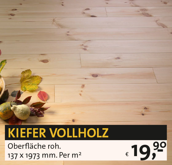 KIEFER VOLLHOLZ