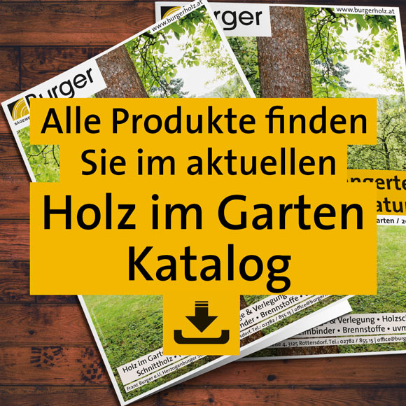 Holz im Garten Katalog 2020