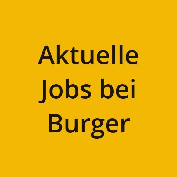 Jobs bei Burger