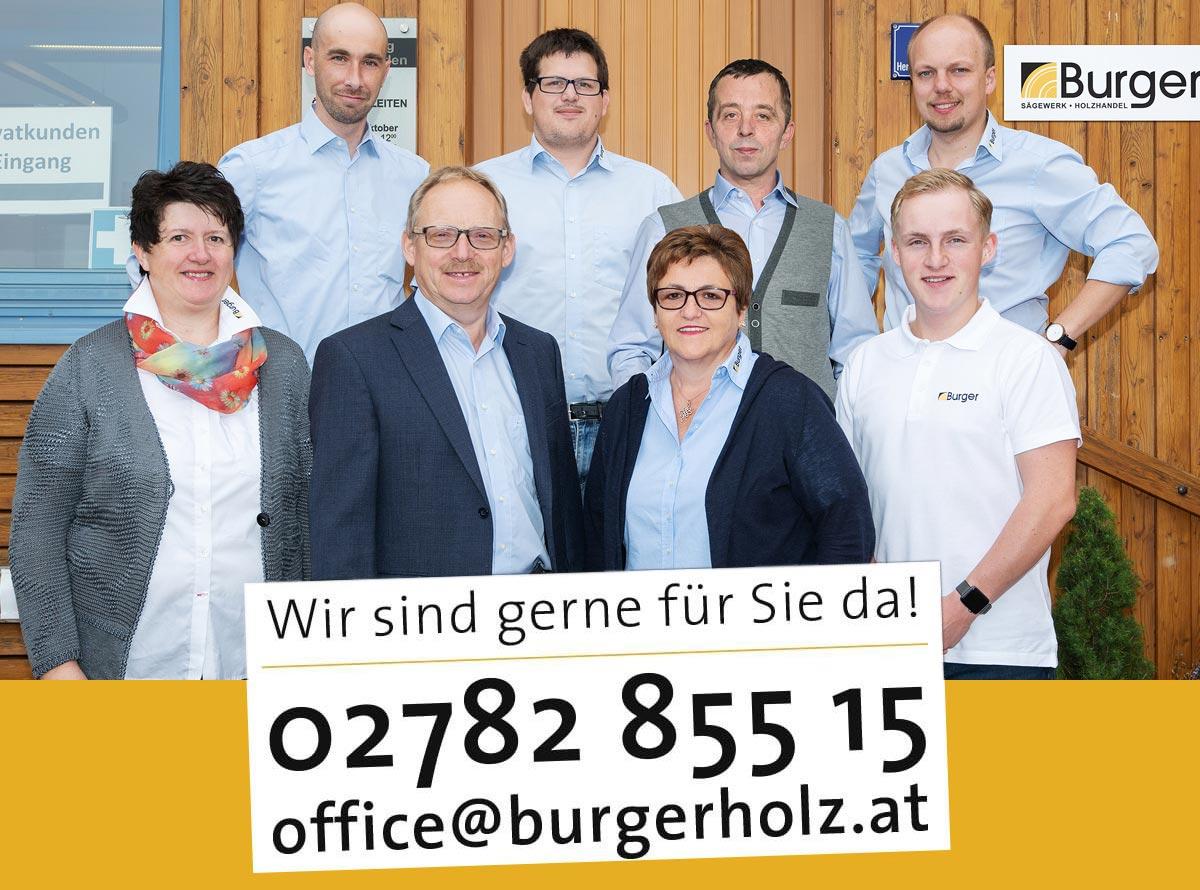 Burgerholz Kontakt