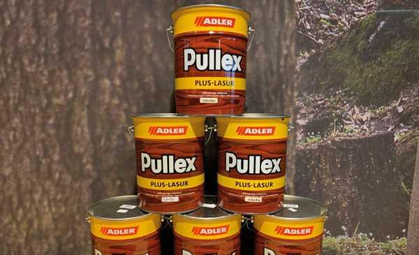 Pullex Plus-Lasur Eiche
