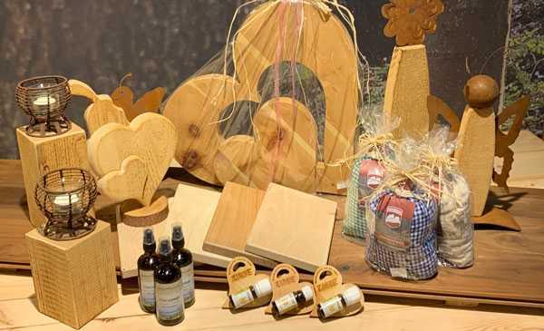 Geschenkideen aus Holz