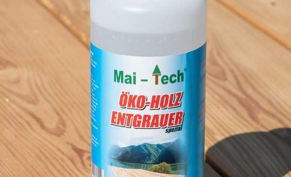 Öko-Holzentgrauer